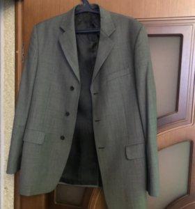 Пиджак классический 52-54