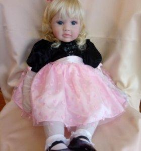 Кукла реборн 60 см.