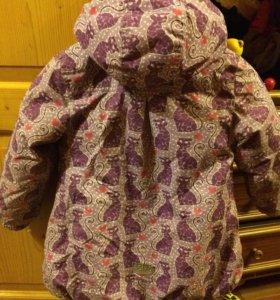 Зимняя куртка-пальто Reike