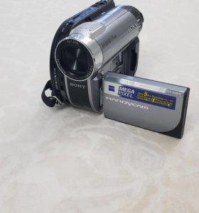 Видеокамера sony DCR-DVD810E