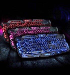 Клавиатура игровая новая
