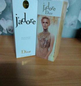 "Туалетная вода"" J'adore Dior"""