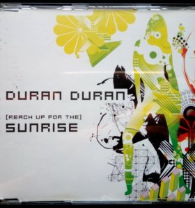 Duran Duran - (Reach Up For The) Sunrise CD сингл