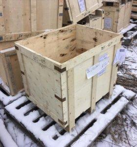 Большие деревянные ящики из фанеры по госту