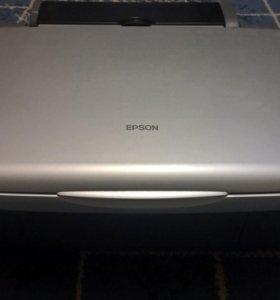 Цветное МФУ Epson CX 4900