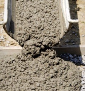 Товарный бетон и раствор.