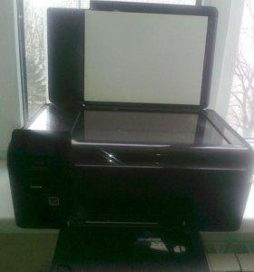 Многофункциональный принтер HP PHOTOSMART