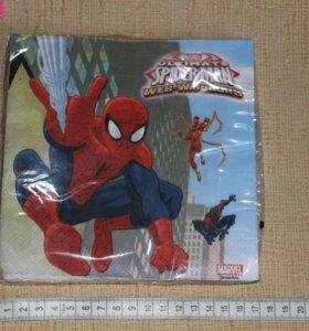 Салфетки «Человек паук»