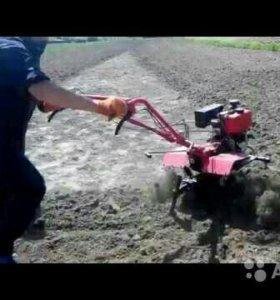 Работа на вашем земельном участке.