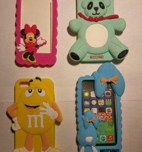 Чехол бампер IPhone 5