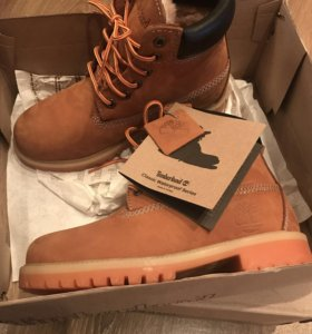 Timberland,тимберлэнды, зимние ботинки 38;39