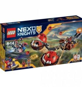 Новое Лего Нексо Найтс 70314. Оригинал