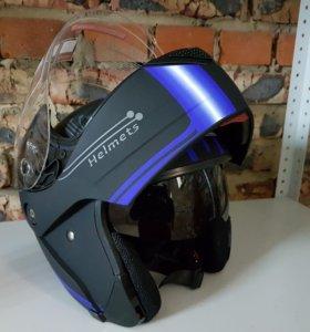 Шлем трансформер новый