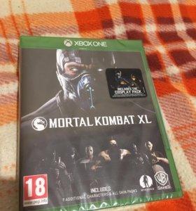 Mortal Kombat xl (новый)