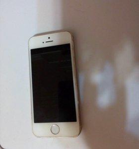iPhone 5s (золотой)