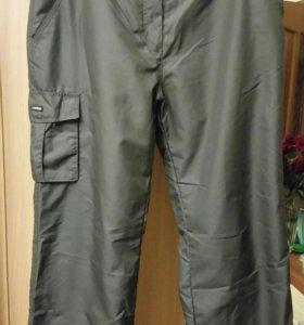Новые лыжные женские брюки р.48.