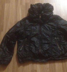 Осенняя куртка р 54