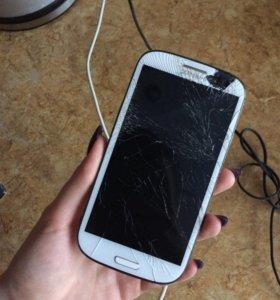 Телефон на ДЕТАЛИ! Samsung S3
