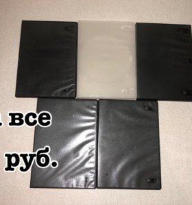 Коробки для дисков за все