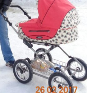Коляска детская Roan Kortina