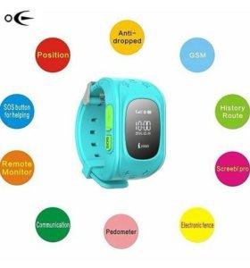Часы детские с GPS