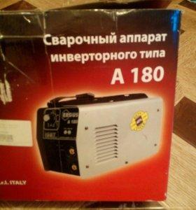 Сварочный аппарат инверторного типа ERGUS А 180