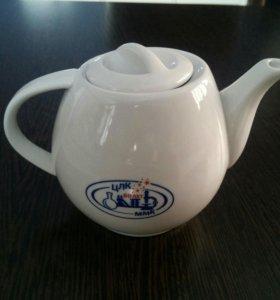 Заварник чайник новый
