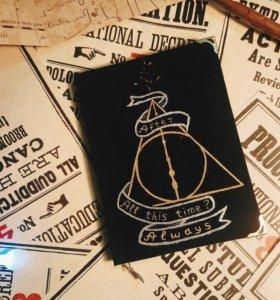 """Блокнот ручной работы """" Гарри Поттер"""""""