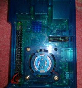 Микрокомпьютер raspberry pi 3b