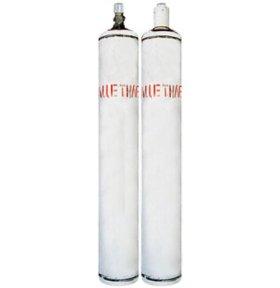Баллон Ацетилен лёгкий ЛМ 40 литров (7.4кг)
