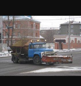 Комунально дорожная машина