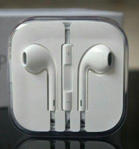 Оригинальные earpods