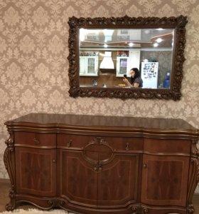 Комод и зеркало