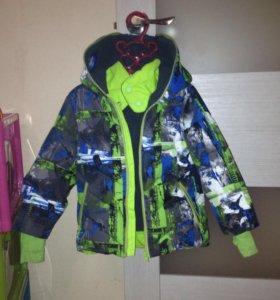 Куртка детская 98:104