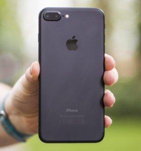 iPhone 7/32 черный матовый