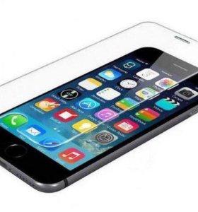 iphone 5,6,7 защитные стекла