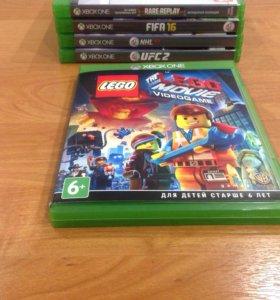 Lego Movie ( Xbox One )