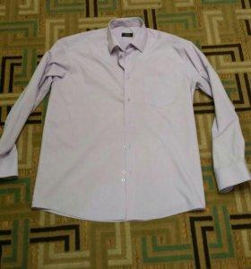 Мужская рубашка размер 54-56