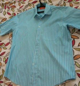 Мужская рубашка размер 54
