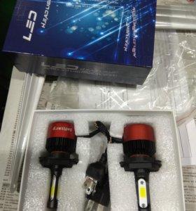 Светодиодная лампа Н4