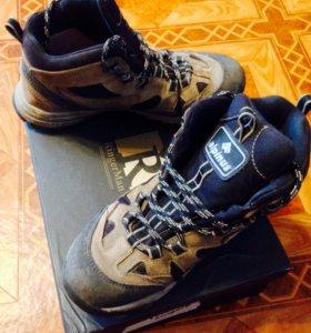Зимние туристические ботинки Alpinus