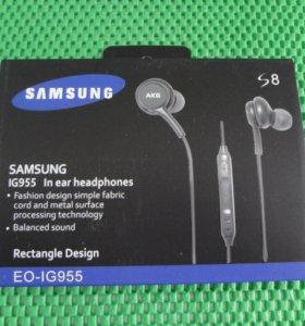 Гарнитура Samsung S8 EO-IG955