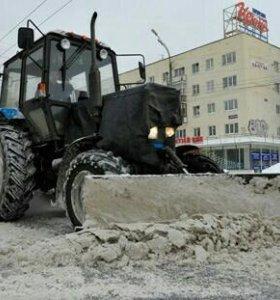 Услуги трактора !!!