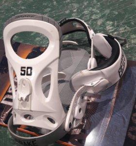 Продам сноудбор 150см средней жесткости , состояни