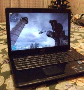 Игровой Ноутбук ASUS(K52JE) Сore i3, Hd5470(512mb)