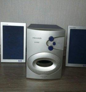 Звуковая Система 2-1