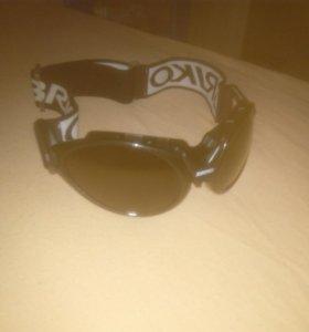 Лыжные гоночные очки