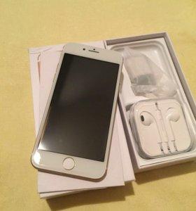 iPhone 7 gold 128gb, новый копия