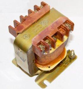Трансформатор с 220 В на 36 и 42 В.