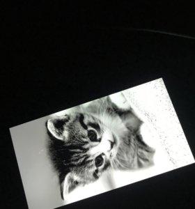 Айфон 7 на 32гб чёрный матовый